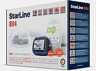 Авто-сигнализация с авто-запуском StarLine B94 GSM /GPS