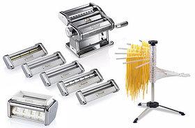 Набор для 9 видов пасты Marcato Pasta Set + сушилка для лапши Tacapasta Neutro