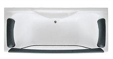 Акриловая  прямоугольная ванна  Дольче Вита 180*80 см. 1 Марка. Россия (Ванна + каркас +ножки), фото 3
