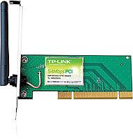 """Беспроводной адаптер """"TP-Link Wireless lan Adapter PCI IEEE802.11 b/g,M:TL-WN350GD"""""""