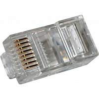 """Коннектор """"Connector 5e UTP AMP NETconnet RJ-45  кор-100шт"""""""
