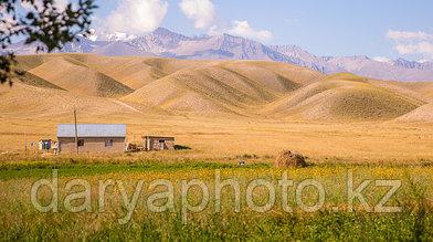 Потрясающая природа Киргизии
