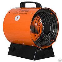 Тепловентилятор Профтепло ТТ-6/220 (апельсин)