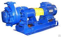 Насос фекальный центробежный СМ125-100-250-4а