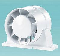 Канальные вентиляторы серии ВКО1 диаметром 100, 125, 150мм.