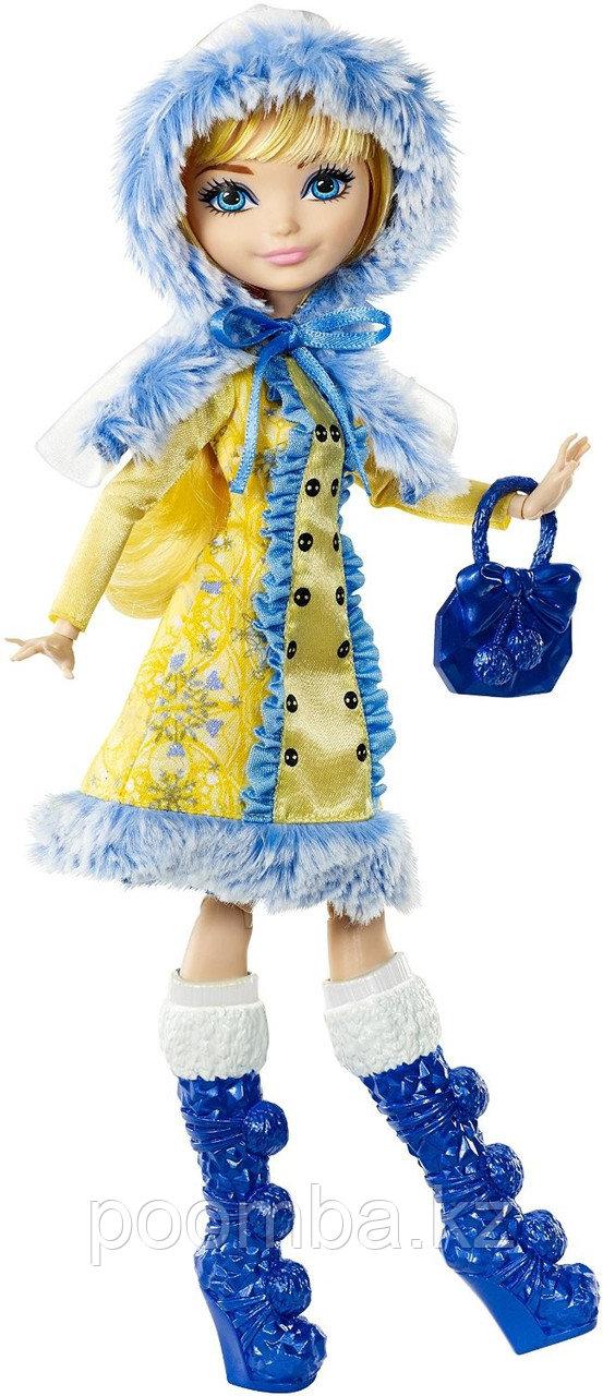 Кукла Ever After High Блонди Локс Заколдованная зима