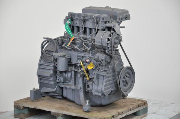 Двигатель Deutz (Дойц) BF3M2011 в сборе - фото 1