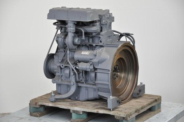 Двигатель Deutz (Дойц) BF3M2011 в сборе - фото 2