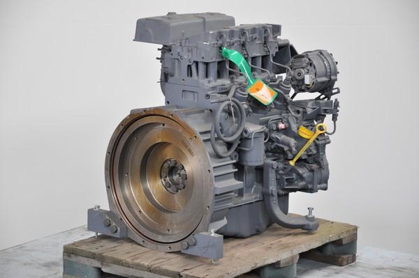 Двигатель Deutz (Дойц) BF3M2011 в сборе - фото 3