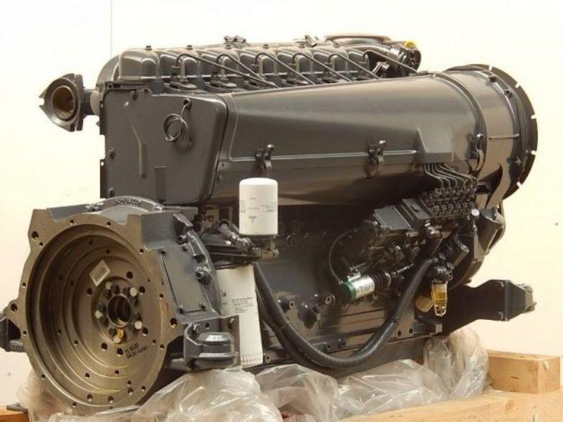 Двигатель Deutz (Дойц) F6L914 в сборе - фото 2