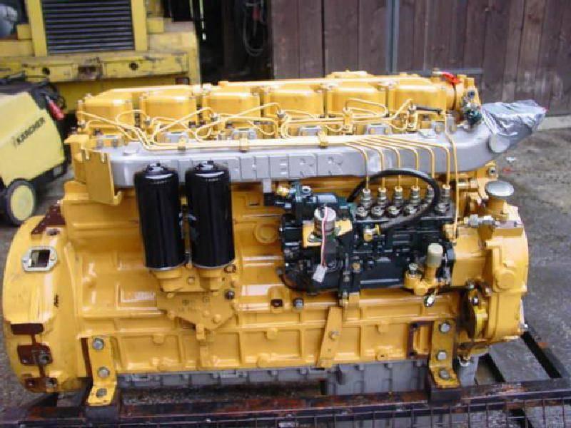 Полное сервисное обслуживание (от теста до капитального ремонта) и продажа двигателей LIEBHERR - фото 1