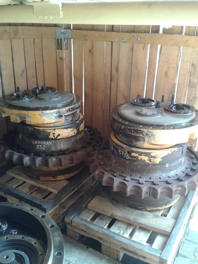 Полное сервисное обслуживание (от теста до капитального ремонта) и продажа двигателей LIEBHERR - фото 4