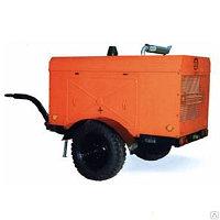 Дизельный компрессор ЗИФ-ПФ-8/0,7 П, фото 1