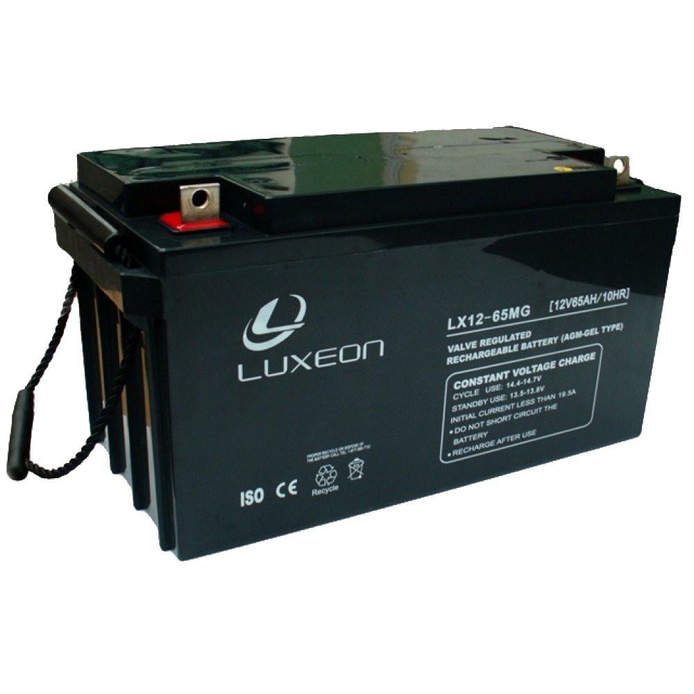 Аккумулятор SMART (12В, 120Ач), AGM
