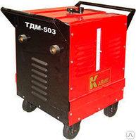 Трансформатор сварочный ТДМ-503/380