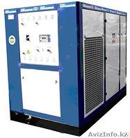 Винтовой компрессор НВЭ 10/7 электрический компрессор, фото 1