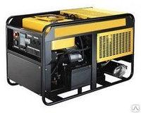 Генератор KIPOR KGE12E/E3 бензиновый