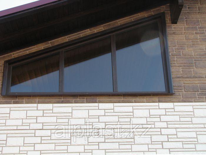 Косоугольные окна (трапецевидные, треугольные) (металлопластиковые, пластиковые, окна ПВХ) - фото 3