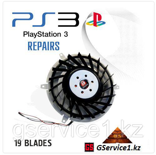 PS 3 Internal System Cooling Fan ( 19 Baldes )