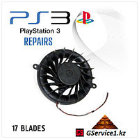 PS 3 Slim Internal System Cooling Fan ( 17 Baldes )
