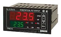 ПИД-регулятор с интерфейсом RS-485 ОВЕН ТРМ210, фото 1