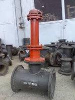 Пожарная подставка ППФ д 100 из ВЧШГ