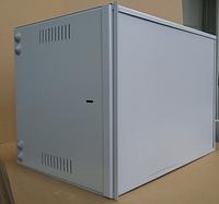 Антивандальный шкаф АВ пенального типа 9U (600*570*671), фото 1