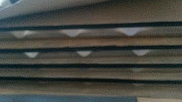 Плоские коллекторы в упаковке