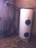 500 л бивалентный водонагревательный бак