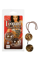 Вагинальные шарики  леопардовые