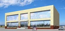 Архитектурное проектирование торговых центров