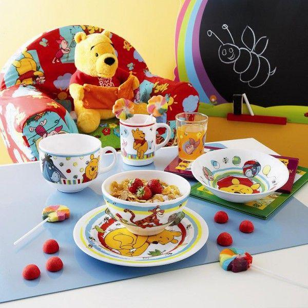 Детский набор Luminarc Winnie the pooh 3 предмета