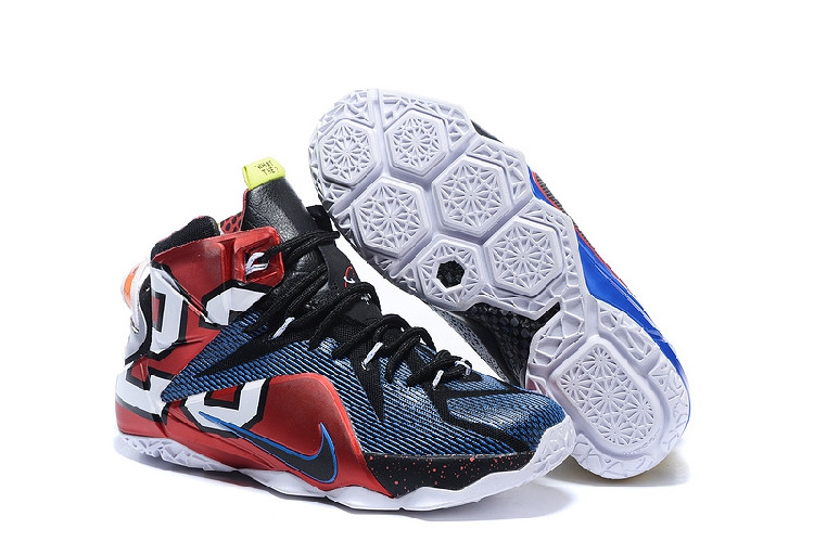 """Кроссовки Nike LeBron XII (12) """"What The"""" (40-46)"""