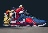 "Кроссовки Nike LeBron XII (12) ""What The"" (40-46), фото 2"