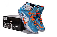 "Кроссовки Nike LeBron XII (12) GS ""Buckets"" (40-46), фото 4"