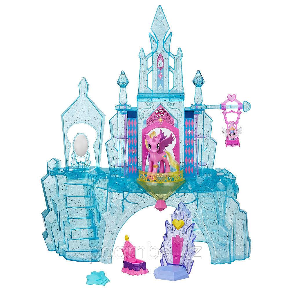 """Игровой набор """"Май Литл Пони"""" - Замок Кристальной Империи"""
