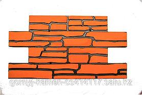 Фасадная облицовочная бетонная панель - Сланец