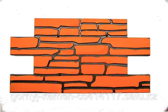 Фасадная облицовочная бетонная панель - Сланец, фото 2
