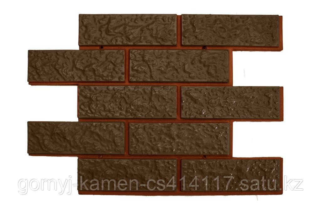 Фасадная облицовочная бетонная панель - Норд