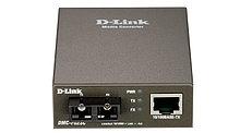 D-Link DMC-F02SC Автономный медиаконвертер многомод 2 км