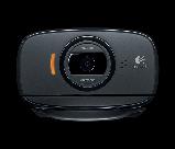 Logitech 960-001064 C525 Портативная складывающаяся веб-камера с функцией автофокусировки, фото 3