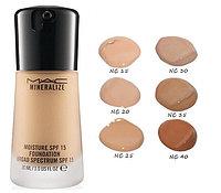 Тональная основа MAC mineralize, тональный крем, основа под макияж.