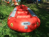 Надувной Рафт 13f для сплава по рекам, фото 1