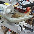 Подручник для токарного станка, изогнутый 400мм, Dстержня 25.4мм, фото 3