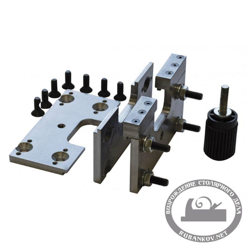 Крепёж для удлинителя станины для токарных станков Twister