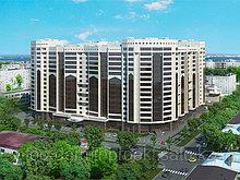 Проектирование жилых многоквартирных комплексов