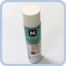 Антифрикционное покрытие (Смазка вакуумная,мед.для механ.)spray400ml GA-ALL19/0010