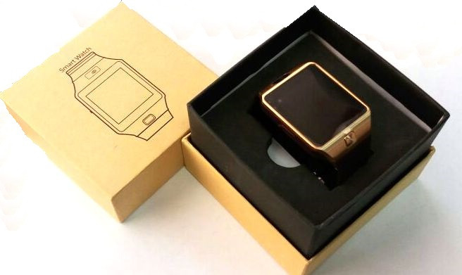 Smart Watch DZ-09, аналог Samsung Gear