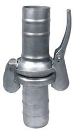 Быстроразъемное соединение БРС BAUER Бауер для соединения труб и рукавов