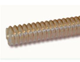 Толстостенный ПУ рукав Master PUR для подачи щебня, горных пород, опилок, щепы тип PU-1.4-150